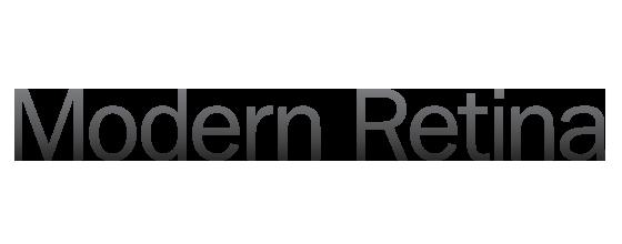 Modern Retina logo
