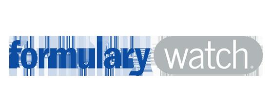 Formulary Watch logo