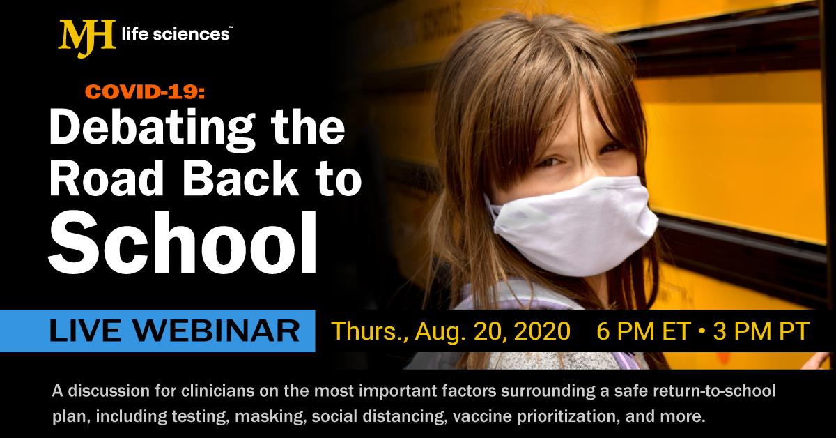 Debating the Road Back to School